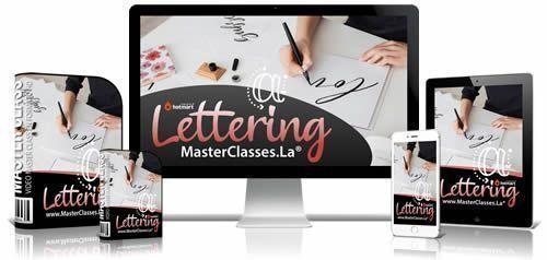 Lettering Curso